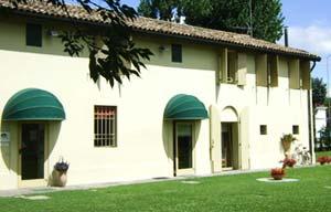 La residenza Fondo Riso Faenza B&B